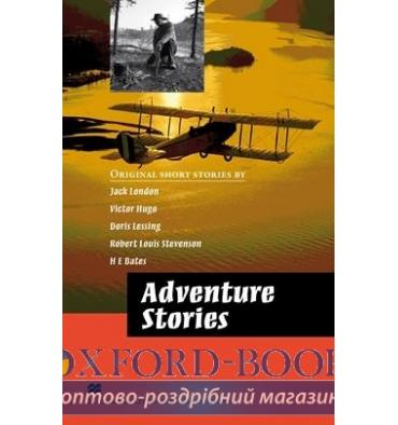 Книжка Macmillan Literature Collection Adventure Stories ISBN 9780230408548