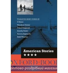 Книжка Macmillan Literature Collections American Stories ISBN 9780230716896