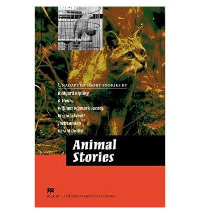 Книжка Macmillan Literature Collection Animal Stories ISBN 9780230470293