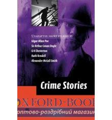 Книжка Macmillan Literature Collection Crime Stories ISBN 9780230410305