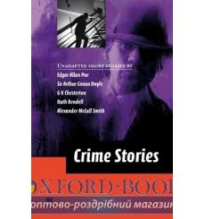 Книга Macmillan Literature Collection Crime Stories ISBN 9780230410305 купить Киев Украина
