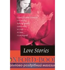 Книжка Macmillan Literature Collection Love Stories ISBN 9780230716926