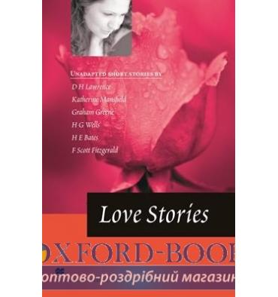 Книжка Macmillan Literature Collection Love Stories ISBN 9780230716926