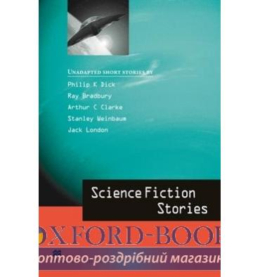 Книжка Macmillan Literature Collections Science Fiction Stories ISBN 9780230716919