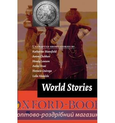 Книжка Macmillan Literature Collection World Stories ISBN 9780230441194