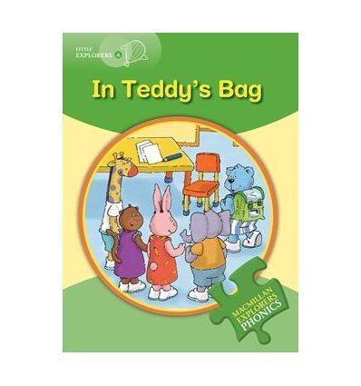 Macmillan Explorers Phonics A In Teddy's Bag