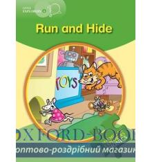 Macmillan Explorers Phonics A Run and Hide