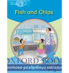 Macmillan Explorers Phonics B Fish and Chips