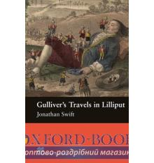 Книжка Starter Gullivers Travel in Lilliput ISBN 9780230026766