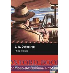 Macmillan Readers Starter L. A. Detective + Audio CD