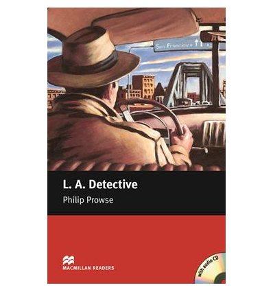 Macmillan Readers Starter L. A. Detective + Audio CD