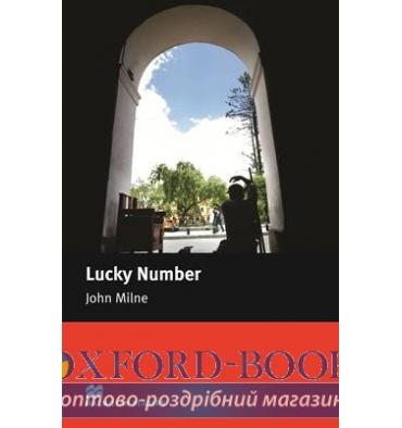 Книжка Starter Lucky Number ISBN 9780230035836