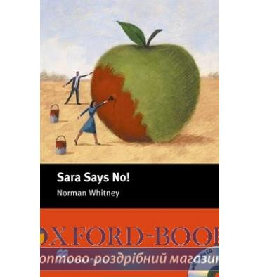 Macmillan Readers Starter Sara Says No! + Audio CD