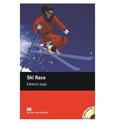 Macmillan Readers Starter Ski Race + Audio CD