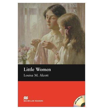 Macmillan Readers Beginner Little Women + CD
