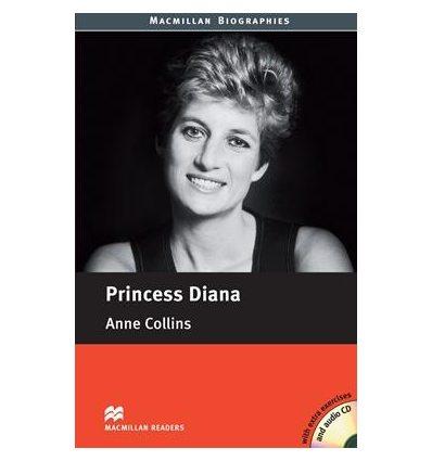 Macmillan Readers Beginner Princess Diana + CD