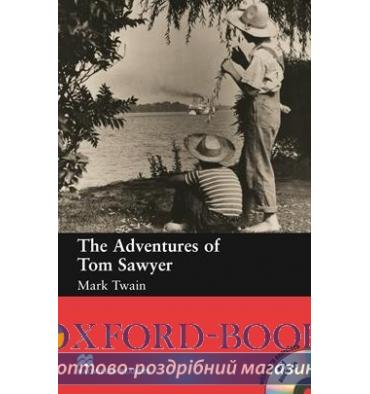 Macmillan Readers Beginner The Adventures of Tom Sawyer + CD