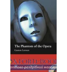 Macmillan Readers Beginner The Phantom of the Opera + CD