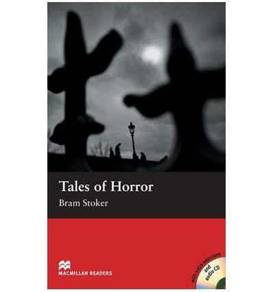 Книжка MCR3 Tales of Horror. ISBN 9781405076647