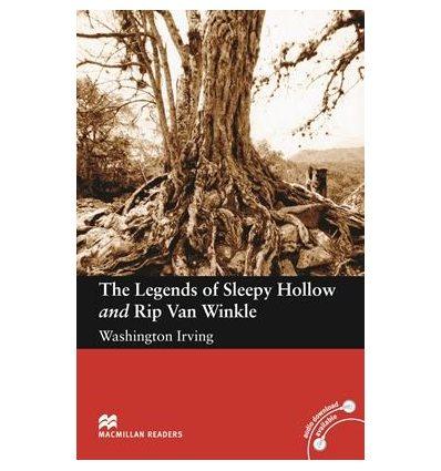Книжка Elementary The Legends of Sleepy Hollow & Rip Van Winkle ISBN 9780230035119