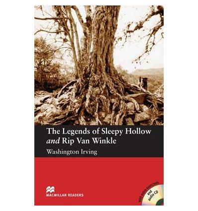 Macmillan Readers Elementary The Legends of Sleepy Hollow & Rip Van Winkle + Audio CD + extra exercises
