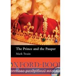 Macmillan Readers Elementary The Prince and the Pauper + Audio CD + extra exercises ISBN 9780230436343 купить Киев Украина