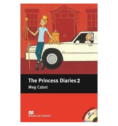 Macmillan Readers Elementary The Princess Diaries 2 + Audio CD + extra exercises