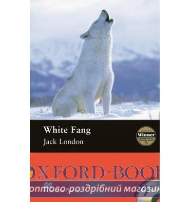 Macmillan Readers Elementary White Fang + Audio CD + extra exercises