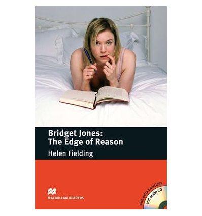 Macmillan Readers Intermediate Bridget Jones: The Edge of Reason + Audio CD + extra exercises