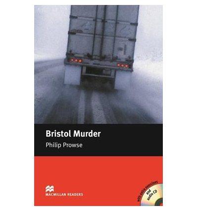 Macmillan Readers Intermediate Bristol Murder + Audio CD + extra exercises