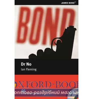 Macmillan Readers Intermediate Dr No + Audio CD + extra exercises