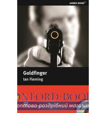 Macmillan Readers Intermediate Goldfinger + Audio CD and extra exercises