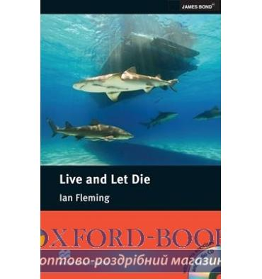 Книжка MCR5 Live and Let Die Pack ISBN 9780230735088