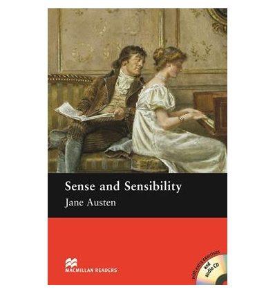 Macmillan Readers Intermediate Sense and Sensibility + Audio CD + extra exercises