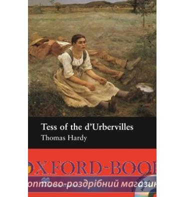 Macmillan Readers Intermediate Tess of the d'Urbervilles + Audio CD + extra exdercises