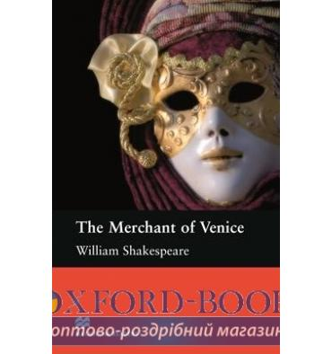 Книжка Intermediate The Merchant of Venice ISBN 9780230716643