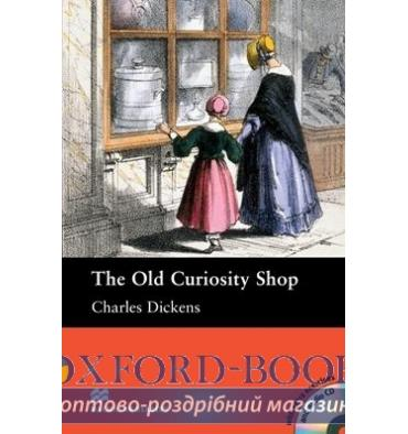 Macmillan Readers Intermediate The Old Curiosity Shop + Audio CD + extra exercises