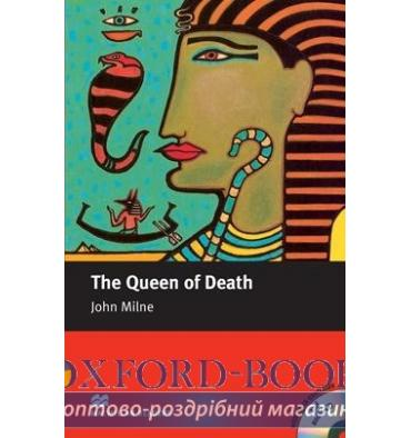 Macmillan Readers Intermediate The Queen of Death + Audio CD + extra exercises