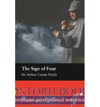 Книжка Intermediate The Sign of Four ISBN 9780230035218