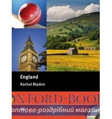 Macmillan Readers Pre-Intermediate England + Audio CD + extra exercises
