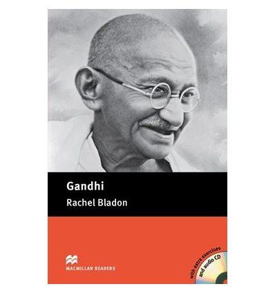 Macmillan Readers Pre-Intermediate Gandhi + Audio CD + extra exercises