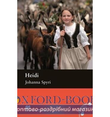 Macmillan Readers Pre-Intermediate Heidi