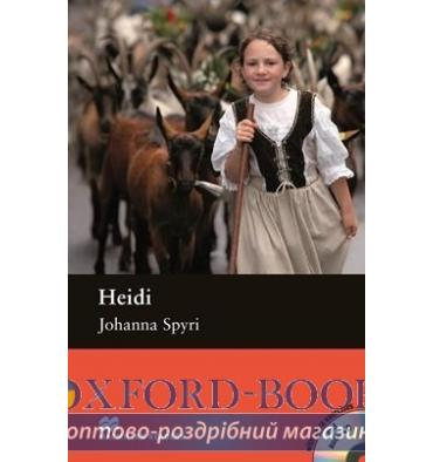 Macmillan Readers Pre-Intermediate Heidi + Audio CD + extra exercises