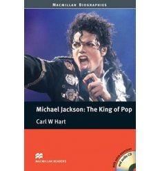 Macmillan Readers Pre-Intermediate Michael Jackson: The King of Pop + Audio CD + extra exercises