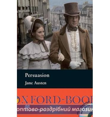 Macmillan Readers Pre-Intermediate Persuasion + Audio CD + extra exercises