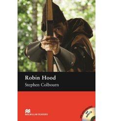 Macmillan Readers Pre-Intermediate Robin Hood + Audio CD + extra exercises