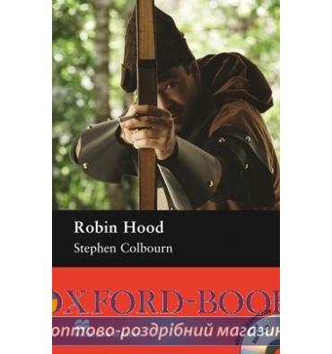 Macmillan Readers Pre-Intermediate Robin Hood + Audio CD + extra exercises