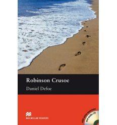 Macmillan Readers Pre-Intermediate Robinson Crusoe + Audio CD + extra exercises