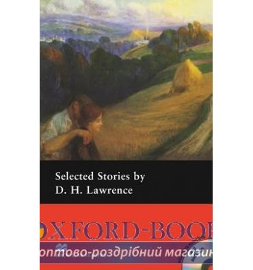 Macmillan Readers Pre-Intermediate Selected Stories by D. H. Lawrence + Audio CD + extra exercises