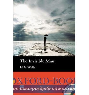 Macmillan Readers Pre-Intermediate The Invisible Man + Audio CD + extra exercises